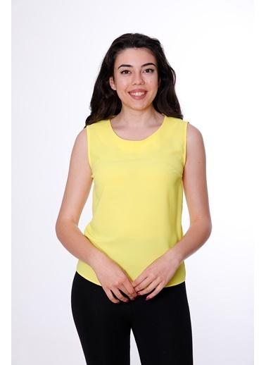Clıche Bluz Sarı